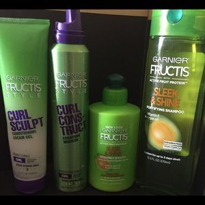 Garnier fructis Hair Products